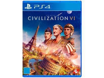 Sid Meiers Civilization VI para PS4 - Take Two