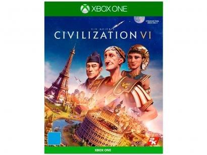 Sid Meiers Civilization VI para Xbox One - Take Two
