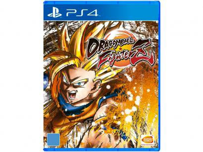 Dragon Ball FighterZ para PS4 Bandai Namco