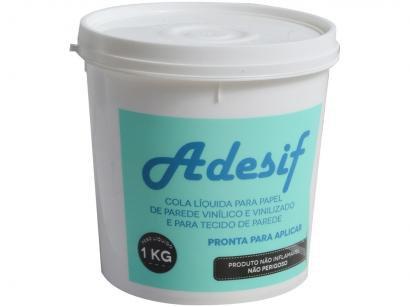 Cola para Papel de Parede Líquida Adesif D1L1 1kg