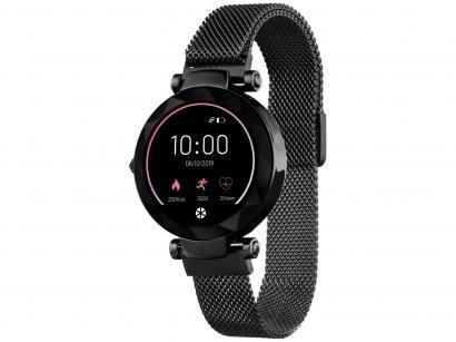 Smartwatch Atrio Paris ES267 Preto 32mm 512kb