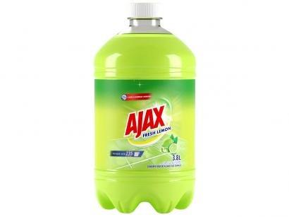 Limpador Multiuso Ajax Fresh Lemon 3,8L