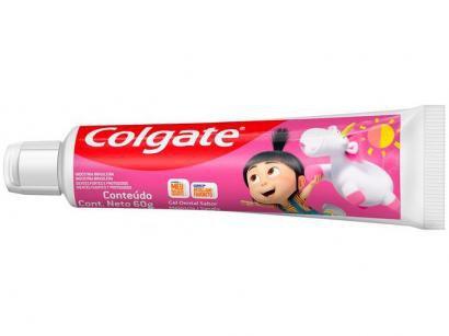 Creme Dental Infantil Colgate Kids Smiles - Agnes e Fluffy 60g
