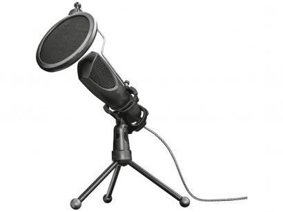 Microfone Gamer de Mesa Trust GXT 232 Mantis - com Tripé