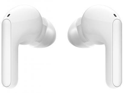 Fone de Ouvido Bluetooth LG Tone Free - True Wireless com Microfone Branco