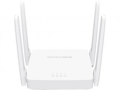 Roteador Mercusys AC10 867Mbps 4 Antenas 3 Portas