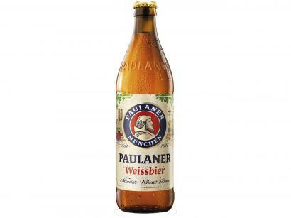 Cerveja Paulaner Weissbier Ale 500ml