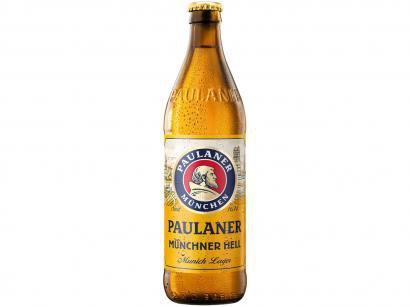 Cerveja Paulaner Münchner Hell Munique Helles - Lager 500ml