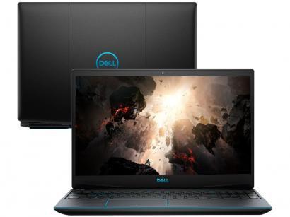 "Notebook Gamer Dell G3-3500-A40P Intel Core i7 - 16GB 512GB SSD 15,6"" Full HD NVIDIA RTX 2060 6GB"