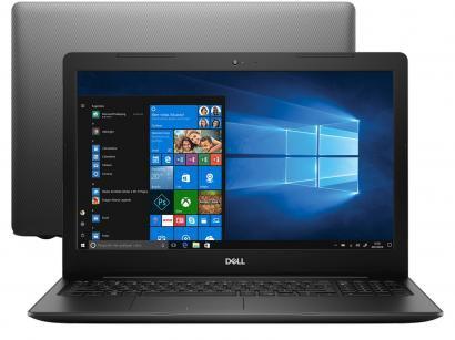 "Notebook Dell Inspiron 15 3000 Intel Core i3 4GB - 128GB SSD 15,6"" LED Windows 10"