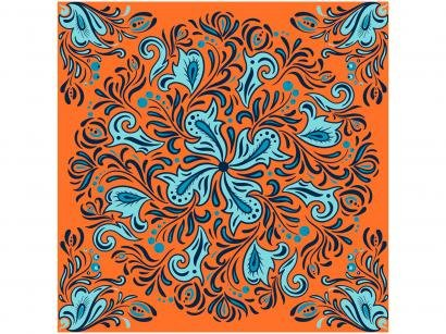 Adesivo de Azulejo Abstrato PVC Adesif N1905768 - 15x15cm 8 Unidades