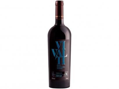 Vinho Tinto Seco Vivalti Assemblage - 2019 Brasil 750ml