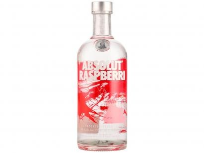 Vodka Absolut Framboesa Raspberri 750ml