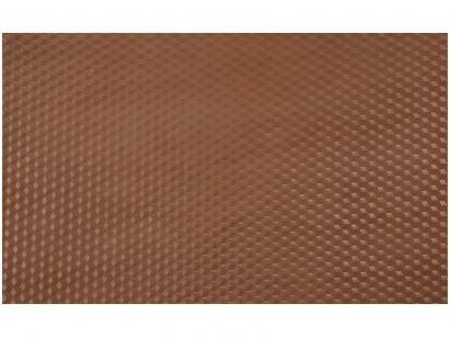 Adesivo de Parede PVC Treliça Adesif - Textura Marrom 200x45cm