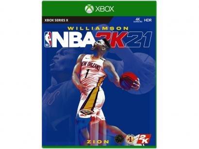 NBA2K21 para Xbox Series X 2K