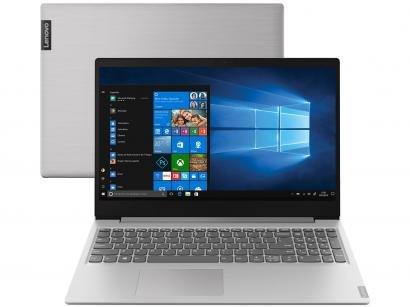 """Notebook Lenovo Ideapad S145 82DJ0003BR Intel Core - i5 8GB 256GB SSD LCD 15.6"""" HD Windows 10"""