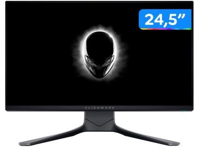 "Monitor Gamer Dell Alienware AW2521HF 24,5"" LCD - IPS Full HD HDMI 240Hz 1ms FreeSync"