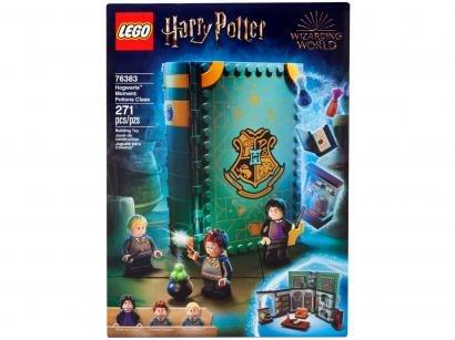 LEGO Harry Potter Momento Hogwarts - Aula de Poções 271 Peças 76383