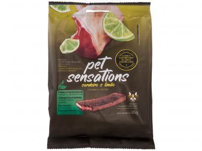 Bifinho para Cachorro Todas as Idades - Pet Sensations Cordeiro e Limão 65g