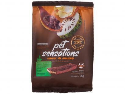 Bifinho para Cachorro Todas as Idades - Pet Sensations Sabores da Amazônia 65g