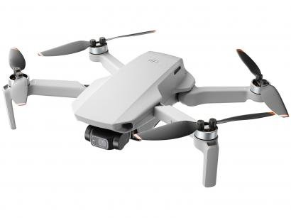 Drone DJI Fly More Combo Mini 2 - com Câmera 4K Controle Remoto