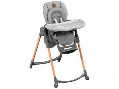 Cadeira de Alimentação Portátil Maxi-Cosi Minla - 9 Posições de Altura 0 a 30kg