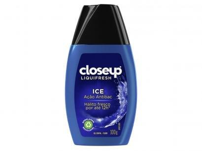 Gel Dental Close Up Liquifresh Ice 100g