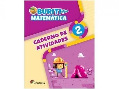 Caderno de Atividades Buriti Plus Matemática - 2° Ano