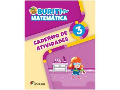 Caderno de Atividades Buriti Plus 3° ano - Matemática