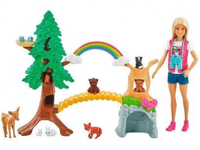 Boneca Barbie Profissões Exploradora - com Acessórios Mattel