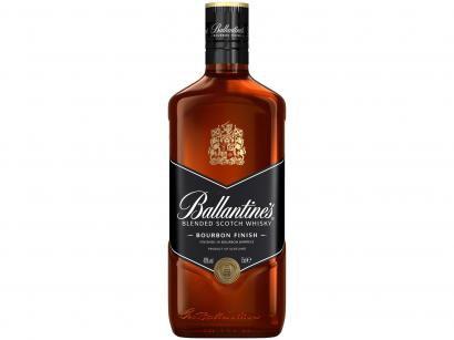 Whisky Ballantines Bourbon Finish Blended 750ml