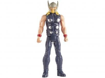Boneco Marvel Vingadores Titan Hero Series - Thor 30cm Hasbro