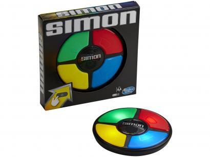 Jogo Simon Eletrônico Hasbro Gaming
