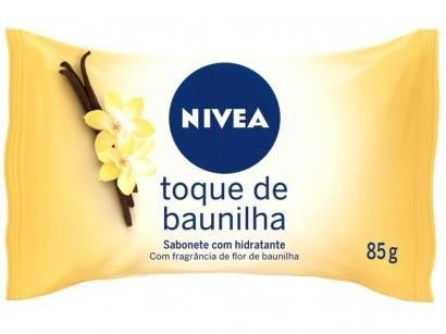Sabonete em Barra Nivea Toque de Baunilha 85g