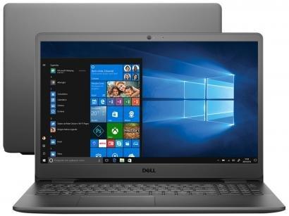 "Notebook Dell Inspiron 15 3000 3501-A25P - Intel Core i3 4GB 256GB SSD 15,6"" LED Windows 10"