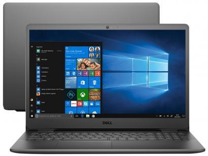 """Notebook Dell Inspiron 3000 3501-A20P Intel Core - i3 4GB 128GB SSD 15,6"""" Windows 10 Microsoft 365"""