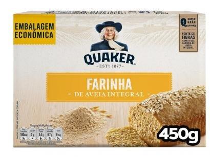 Farinha de Aveia Integral Quaker 450g