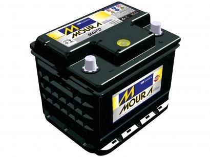 Bateria de Carro Moura Flooded Advanced - 40Ah 12V Polo Positivo M40FD MGE