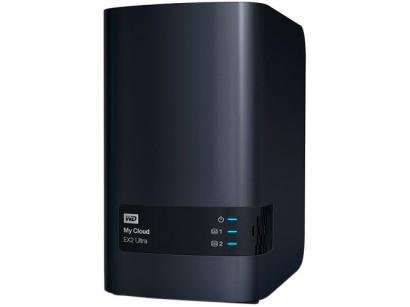 Storage NAS Expert Series My Cloud EX2 Ultra - 1GB DDR3 Marvell ARMADA 385 1.3 GHz Dual-Core