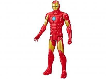 Boneco Homem de Ferro Marvel Vingadores - Titan Hero Series Hasbro