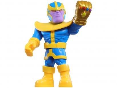 Boneco Thanos Playskool Heroes Marvel Super Hero - Adventures Mega Mighties 25cm Hasbro