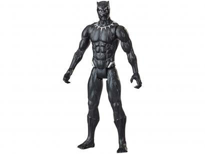 Boneco Marvel Vingadores Titan Hero Series - Pantera Negra Hasbro