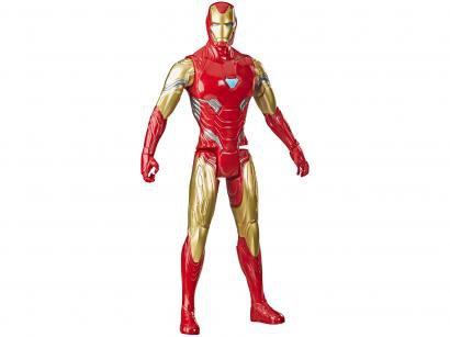 Boneco Homem de Ferro Marvel Vingadores - Titan Hero Series 30cm Hasbro