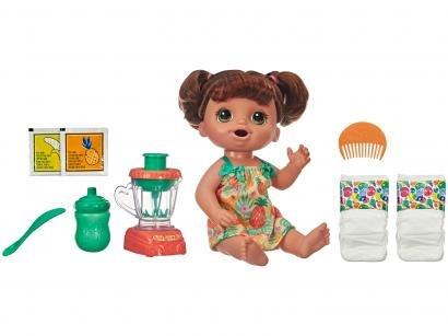 Boneca Baby Alive Misturinha Sabor Tropical - com Acessórios Hasbro