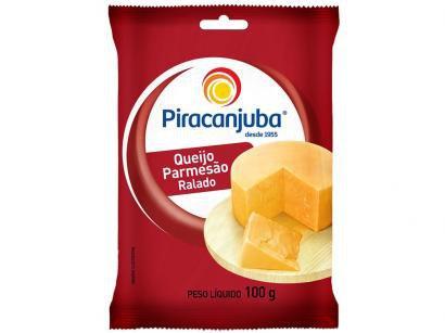 Queijo Parmesão Ralado Piracanjuba 100g