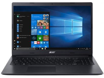 """Notebook Acer Aspire 3 A315-23G-R24V AMD Ryzen 5 - 8GB 1TB 15,6"""" LED Placa de Vídeo 2GB Windows 10"""