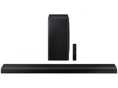 Soundbar Samsung HW-Q800A/ZD com Subwoofer - Bluetooth 330W 3.1.2 Canais USB