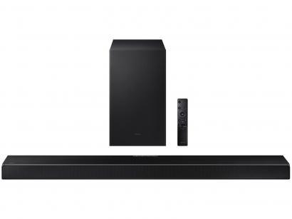 Soundbar Samsung HW-Q600A/ZD com Subwoofer - Bluetooth 360W 3.1.2 Canais USB