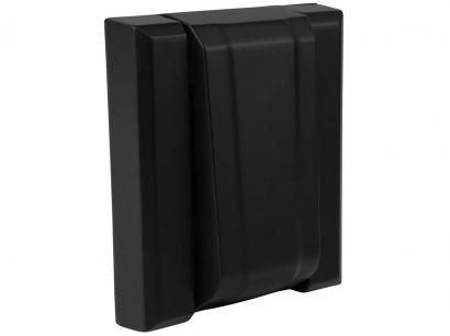 Acabamento para Válvula de Descarga Ducon Metais - Black BL6100 Preto Fosco
