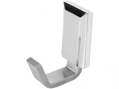 Porta-Toalha de Parede 5,5cm Cromado Classic - CL3040 Ducon Metais